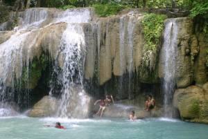 Erawan Waterfall Kanchanaburi Province