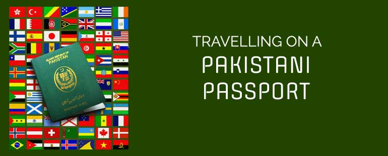 Visa Services from Karachi Travel Pakistani Passport