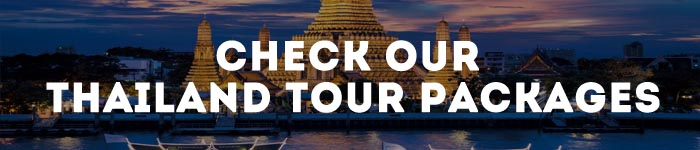 Thailand Tour Packages and Travel Packages