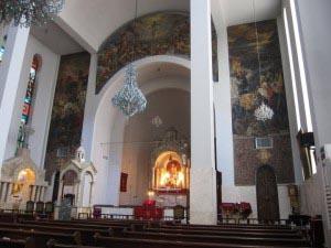St Sarkis Church Tehran