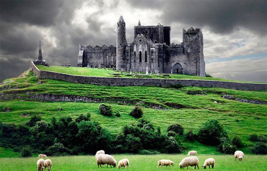 Rock-of-Cashel, Ireland