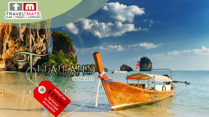6 Nights Thailand Packages