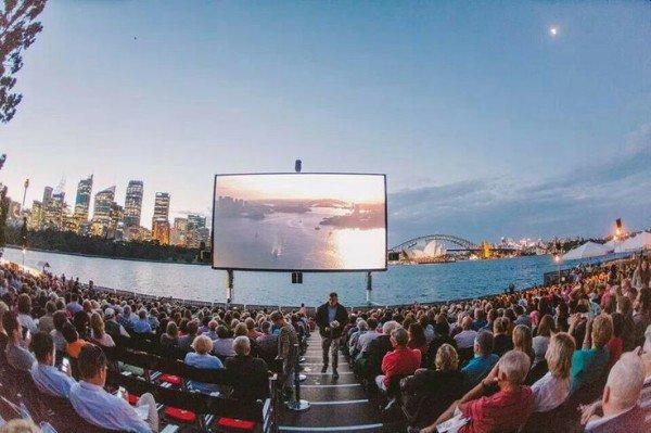 St. George Open air Cinema