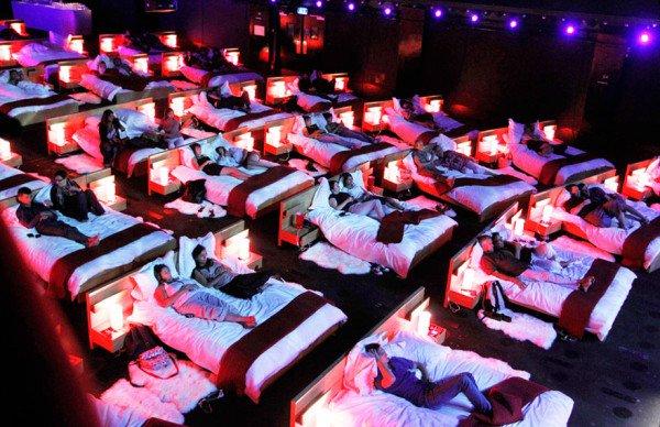 pillow cinema london