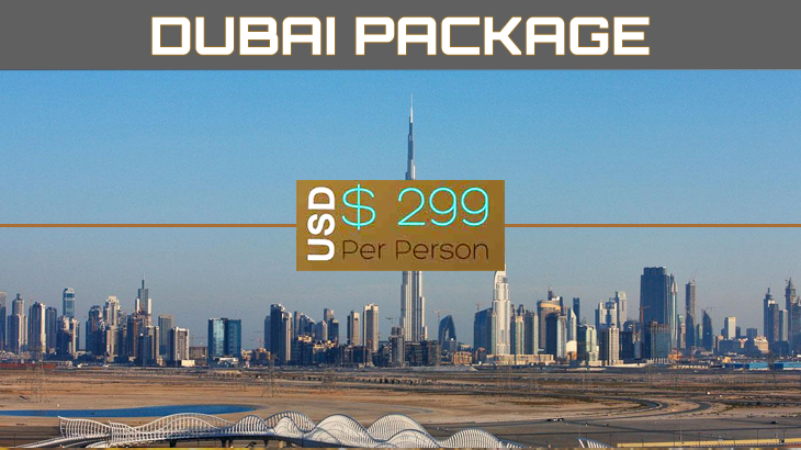 4 Night Dubai Package