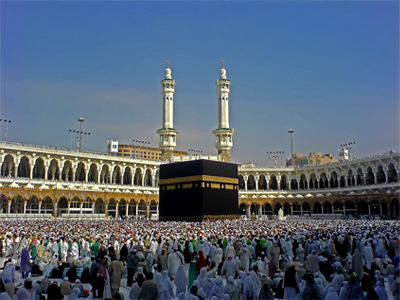 Muslim Sites in the World Travel Mate
