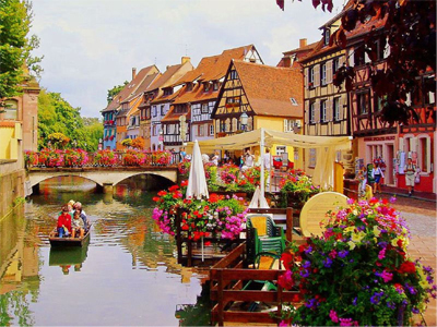 Beautiful Small Towns in Europe