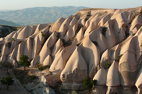 Ancient Region of Anatolia in Cappadocia, Turkey (1)