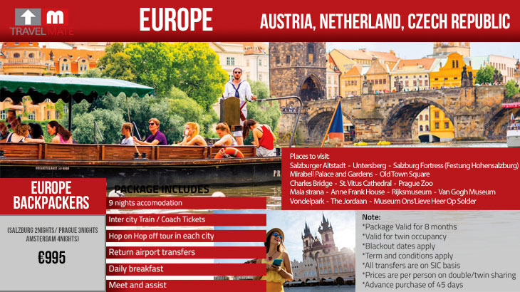 Austria Tour Packages