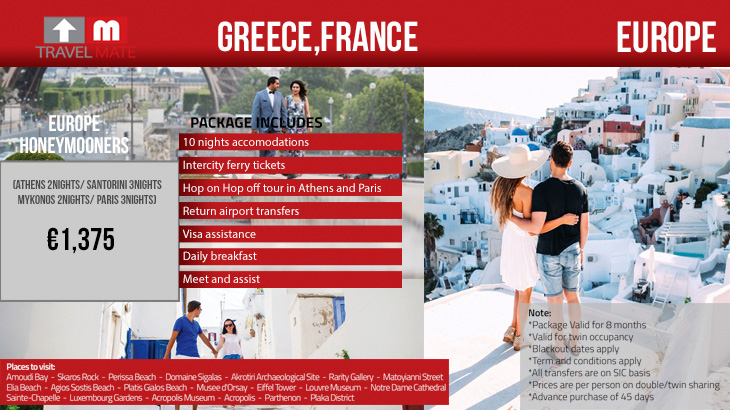 greece-france-tour-package