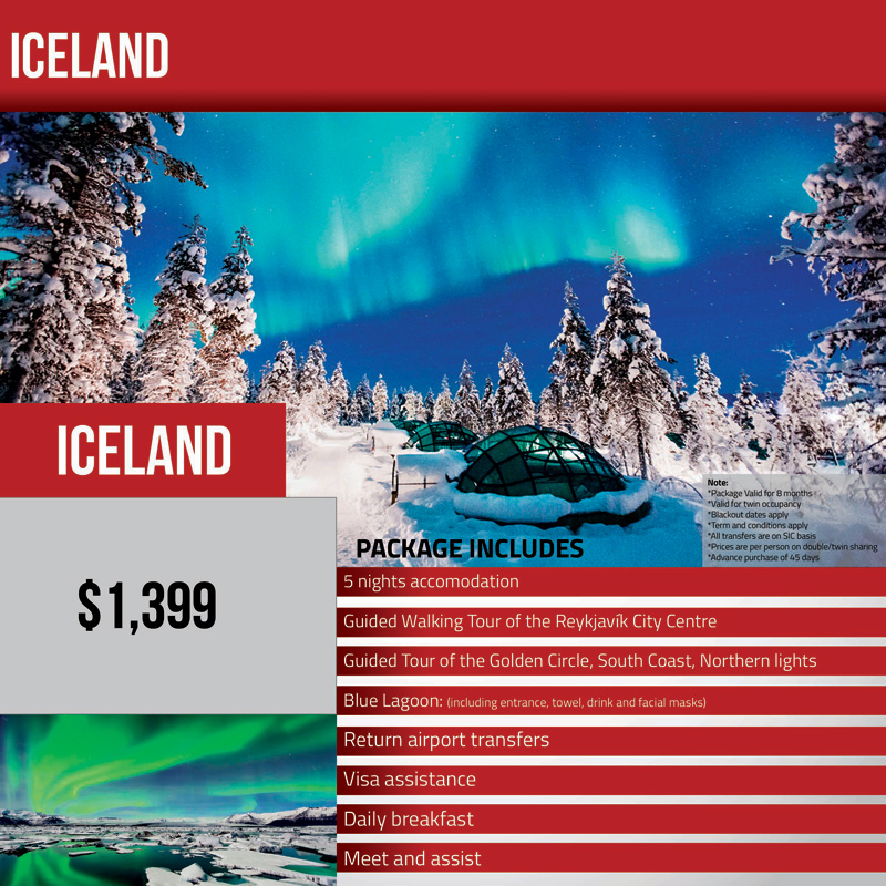 Iceland Tour Package Travel Mate