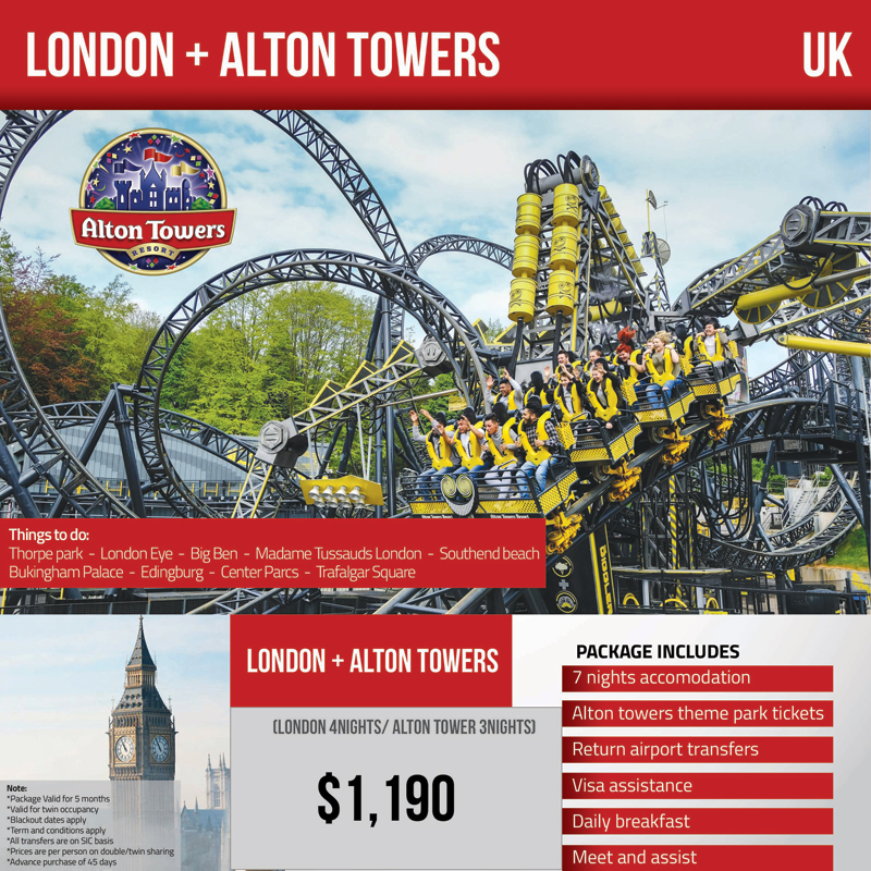 London Tour Package Travel Mate