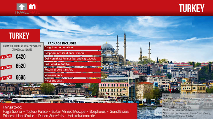 turkey-tour-package