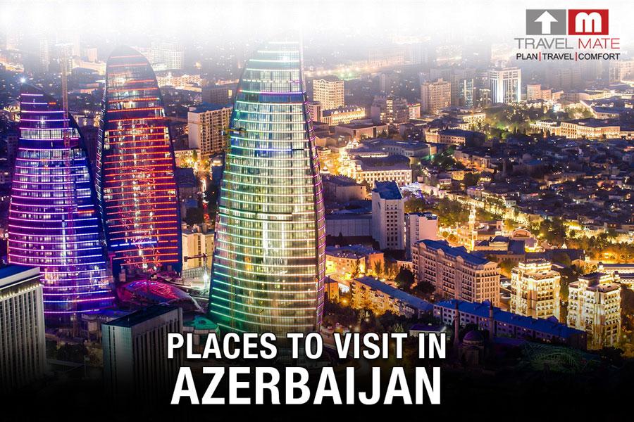 Baku travel packages - Travel Mate
